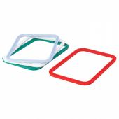 ИКЕА/365+ Уплотнительная прокладка, прямоугольн формы, разные цвета разные цвета