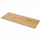 МЁЛЛЕКУЛЛА Столешница, дуб, шпон, 186x3.8 см