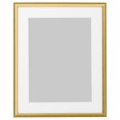СИЛВЕРХОЙДЕН Рама, золотой, 40x50 см