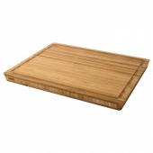 АПТИТЛИГ Доска для разделки мяса, бамбук, 45x36 см