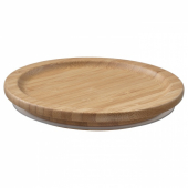 ИКЕА/365+ Крышка, круглой формы, бамбук