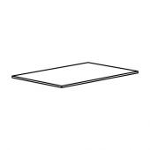 СПИЛДРА Верхняя панель модуля д/хранения, белый, 60x40 см