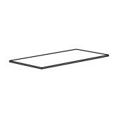 СПИЛДРА Верхняя панель модуля д/хранения, белый, 80x40 см