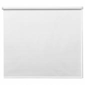 ФРИДАНС Рулонная штора, блокирующая свет, белый, 140x195 см