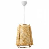 КНИКСХУЛЬТ Подвесной светильник, бамбук