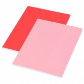 ЛАНКМОЙ Книжка для записей, розовый