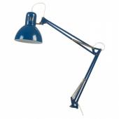 ТЕРЦИАЛ Лампа рабочая, синий