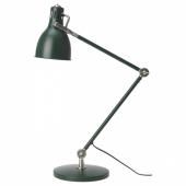 АРЁД Лампа рабочая, зеленый
