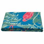 СОММАРЛИВ Скатерть, птица, разноцветный, 145x240 см