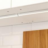 МИТЛЕД Светодиодная подсветка столешницы, регулируемая яркость белый, 40 см