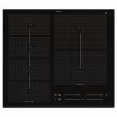 ХОГКЛАССИГ Индукц варочн панель, ИКЕА 700 черный, 59 см