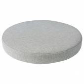 ОМТЭНКСАМ Подушка на стул, Оррста светло-серый, 38 см