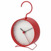 СНИФФА Часы, красный, 9x15 см