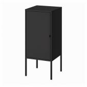 ЛИКСГУЛЬТ Шкаф, металлический, антрацит, 35x60 см