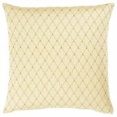 ЛЬЮВАРЕ Чехол на подушку, ришелье бежевый, 50x50 см