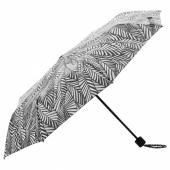КНЭЛЛА Зонт, складной белый/черный