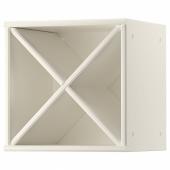 ТОРНВИКЕН Шкаф для вина, белый с оттенком, 40x37x40 см