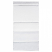РИНГБЛУММА Римская штора, белый, 80x160 см