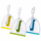 БЛАСКА Набор для уборки малый, разные цвета