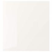 СЕЛЬСВИКЕН Дверь, глянцевый белый, 60x64 см