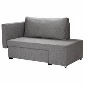 ГРЭЛЛЬСТА 2-местный диван-кровать, Сандсбру серый