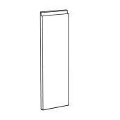 ВОКСТОРП Дверь, глянцевый светло-бежевый, 30x80 см