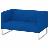КНОППАРП 2-местный диван, Книса ярко-синий