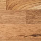 ВРЕНА Столешница, дуб, шпон, 246x2.8 см
