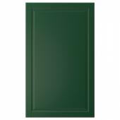 БУДБИН Дверь, темно-зеленый, 60x100 см