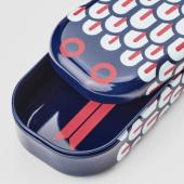 ИЛЛБАТТИНГ Футляр для ручек, разноцветный, змея металлический