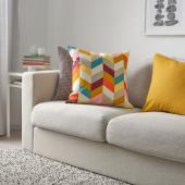 ХАННЕЛИЗЕ Подушка, разноцветный, 50x50 см