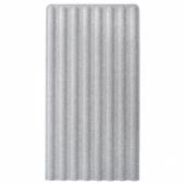 ЭЙЛИФ Экран передвижной, серый, 80x150 см