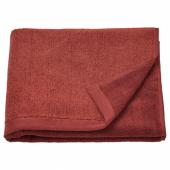 ХИМЛЕОН Банное полотенце, коричнево-красный, меланж, 70x140 см
