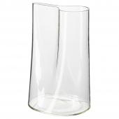 ЧИЛИФРУКТ Ваза/лейка, прозрачное стекло, 21 см