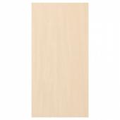 СКРОВА Дверца с петлями, береза, 60x120 см