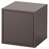 ЭКЕТ Комбинация настенных шкафов, темно-серый, 35x35x35 см