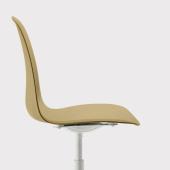ЛЕЙФ-АРНЕ Рабочий стул, оливково-зеленый, Бальсбергет белый