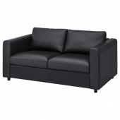 ВИМЛЕ 2-местный диван, Гранн/Бумстад черный