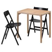 РОВАРОР / РОВАРОР Стол и 2 складных стула