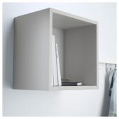 ЭКЕТ Навесной модуль, светло-серый, 35x25x35 см
