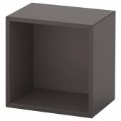 ЭКЕТ Навесной модуль, темно-серый, 35x25x35 см
